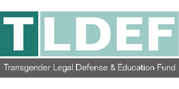 Transgender Legal Defense & Education Fund logo