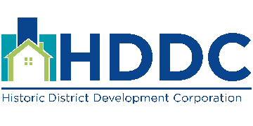 Historic District Development Corporation logo