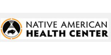 Native American Health Center (NAHC) logo