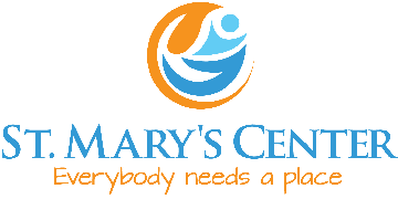 St. Mary's Center logo
