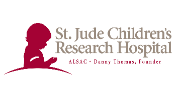 ALSAC/St. Jude Children's Research Hospital logo