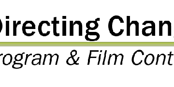 Directing Change Program and Film Contest logo