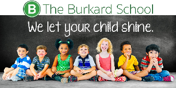 The Burkard School logo