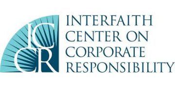 Interfaith Center on Corporate Responsibility logo