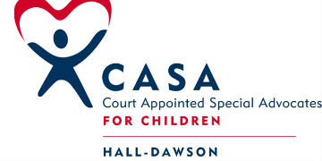 Hall-Dawson CASA Program logo