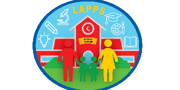 Latino Association for Parents of Public Schools logo