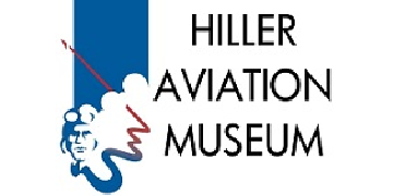Hiller Aviation Museum logo