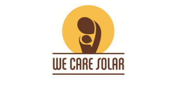 We Care Solar logo