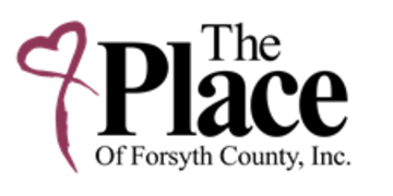 The Place of Forsyth County logo