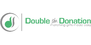 Double the Donation logo