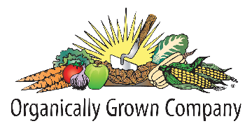Organically Grown Company logo