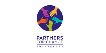Partners for Change of the Tri-Valley logo