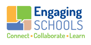 Engaging Schools logo