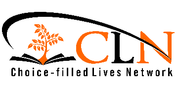 Choice-filled Lives Network logo