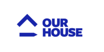 our house logo