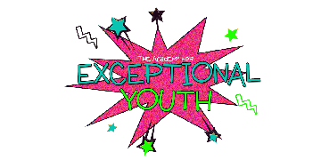 The Academy for Exceptional Youth logo