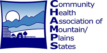 Community Health Association of Mountain/Plains States (CHAMPS) logo