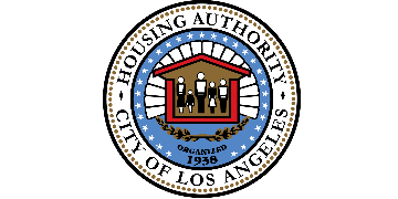 Housing Authority of the City of Los Angeles logo