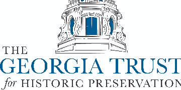 The Georgia Trust for Historic Preservation logo