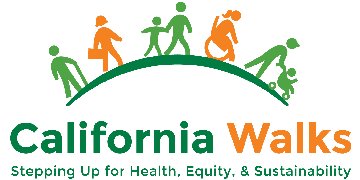 California WALKS logo