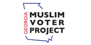 Georgia Muslim Voter Project (GAMVP) logo