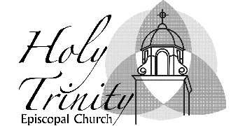 Holy Trinity Episcopal Church logo