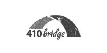 The 410 Bridge, Inc. logo