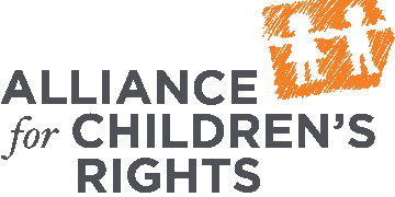 Alliance for Children's Rights  logo