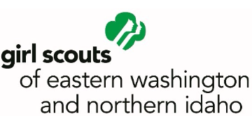 Girl Scouts of Eastern Washington and Northern Idaho logo