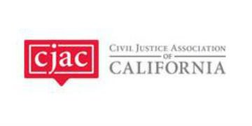 Civil Justice Association of California logo