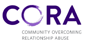 CORA: Community Overcoming Relationship Abuse logo
