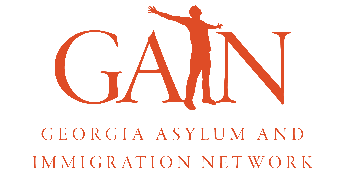 Georgia Asylum & Immigration Network (GAIN) logo