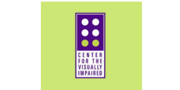 The Center for the Visually Impaired logo