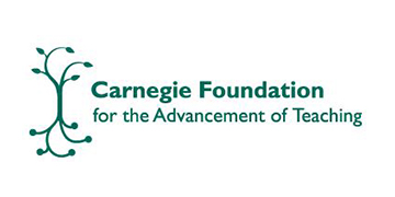 The Carnegie Foundation for the Advancement of Teaching logo