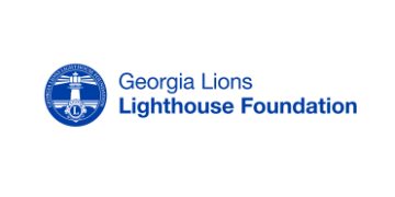 Georgia Lions Lighthouse Foundation logo