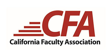 California Faculty Association logo