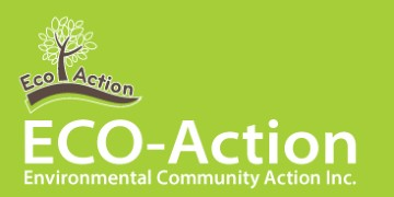 Environmental Community Action Inc. (ECO-Action) logo