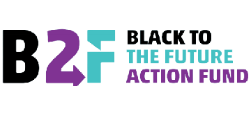 Black To The Future Action Fund logo