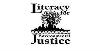 Literacy for Environmental Justice logo