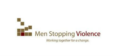 Men Stopping Violence logo