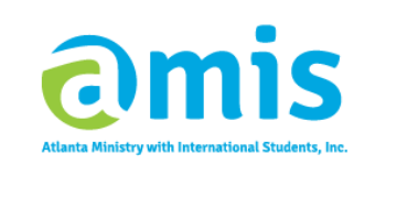 Atlanta Ministry with International Students (AMIS) logo