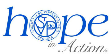Society of St. Vincent de Paul Atlanta logo
