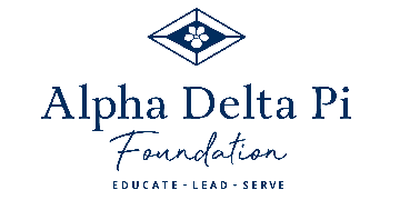 Alpha Delta Pi Foundation logo