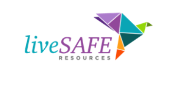 liveSAFE Resources logo