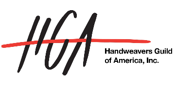 Handweavers Guild of America, Inc. logo