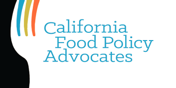 California Food Policy Advocates logo