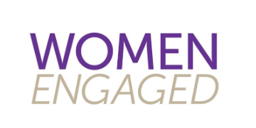 Women Engaged logo