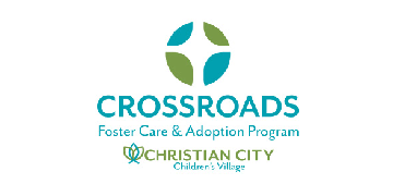Christian City Children's Village Crossroads Program logo
