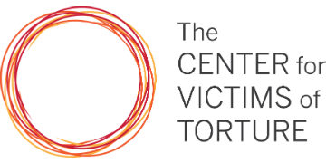 The Center for Victims of Torture logo