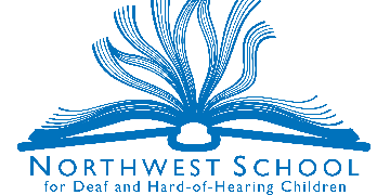 Northwest School for Deaf and Hard-of-Hearing Children logo